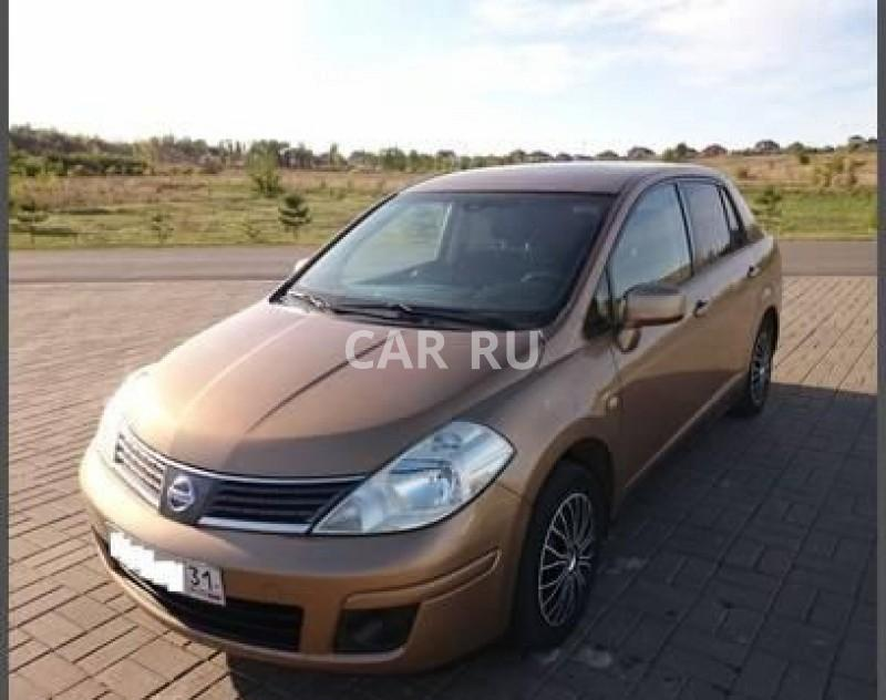Nissan Tiida, Алексеевка