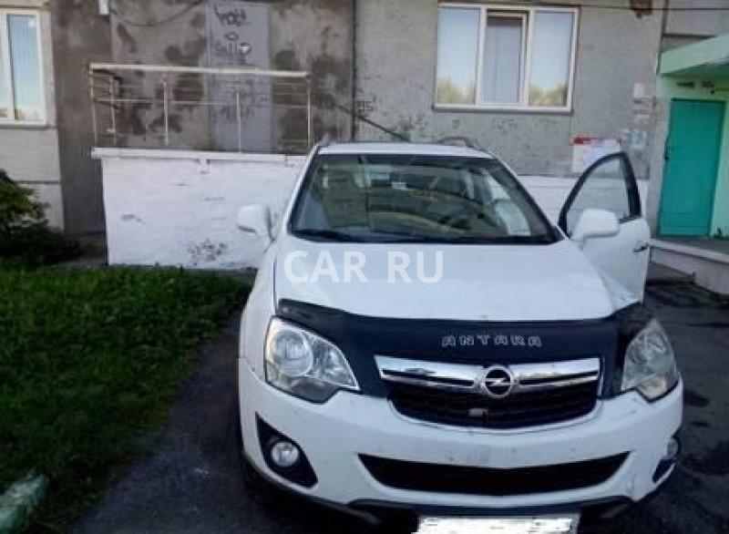 Opel Antara, Ачинск