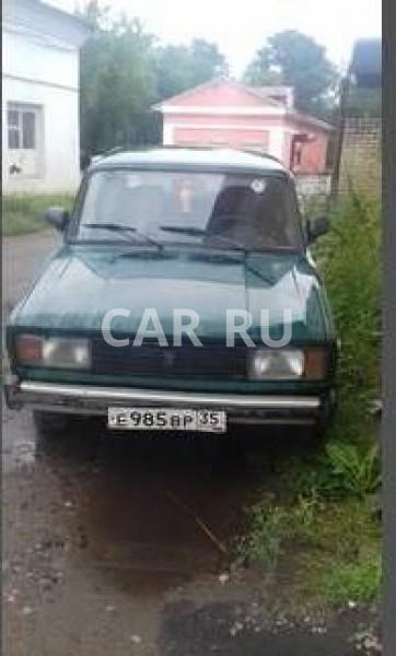 Lada 2105, Бабаево