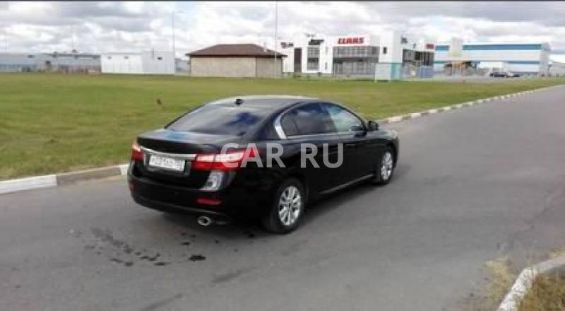 Renault Latitude, Белгород