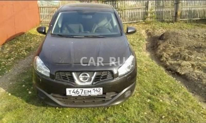Nissan Qashqai, Анжеро-Судженск