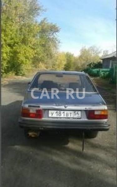 Renault 19, Баган
