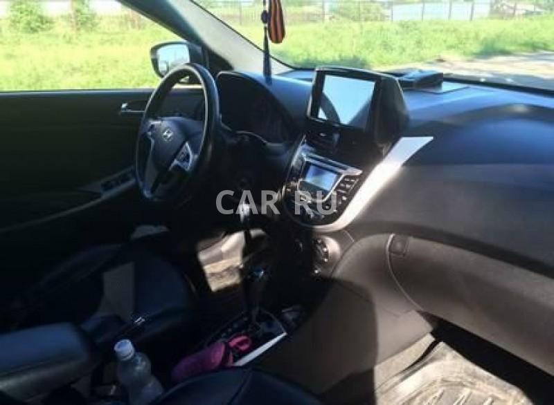 Hyundai Accent, Архара