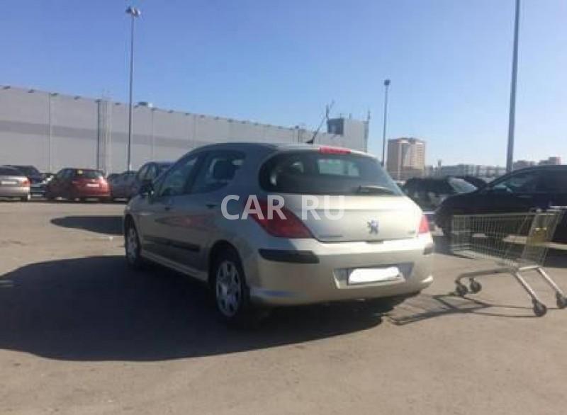 Peugeot 308, Барнаул