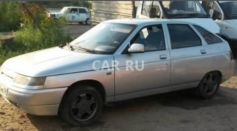 Lada 2112, Астрахань