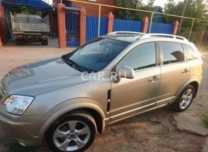 Opel Antara, Астрахань
