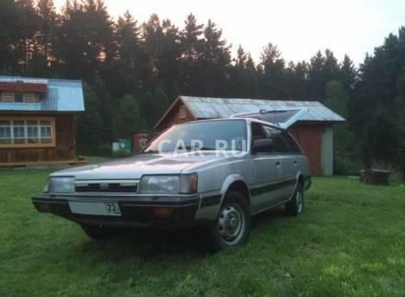 Subaru Leone, Барнаул