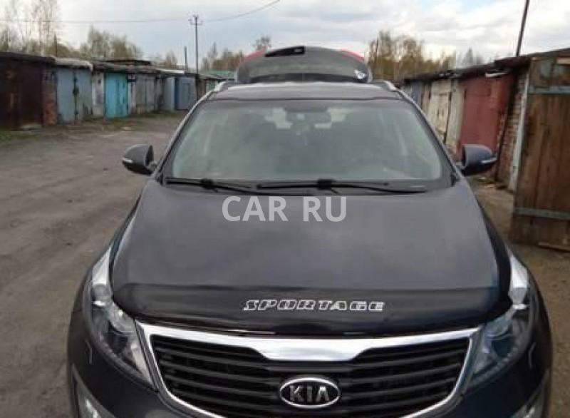 Kia Sportage, Анжеро-Судженск