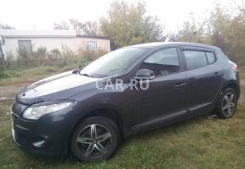 Renault Megane, Алейск