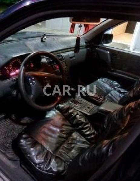 Mercedes E-Class, Абакан