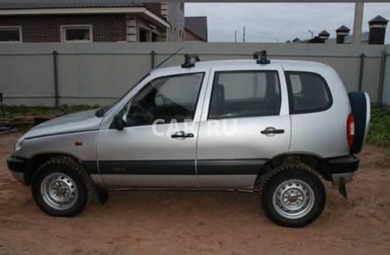 Chevrolet Niva, Бежецк