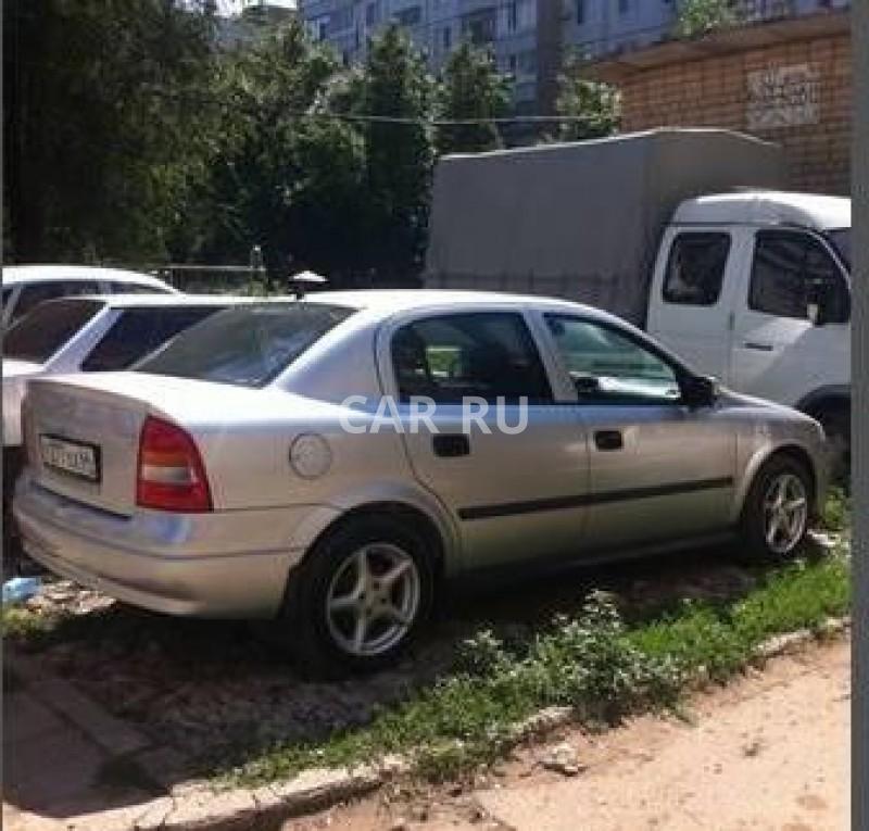 Opel Astra, Балаково