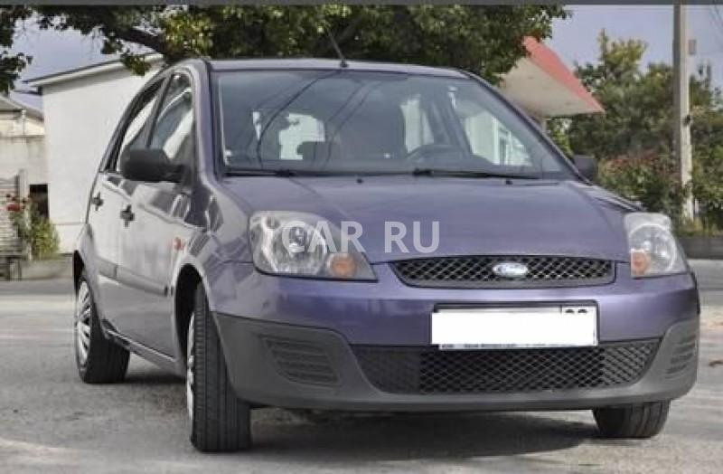 Ford Fiesta, Бахчисарай