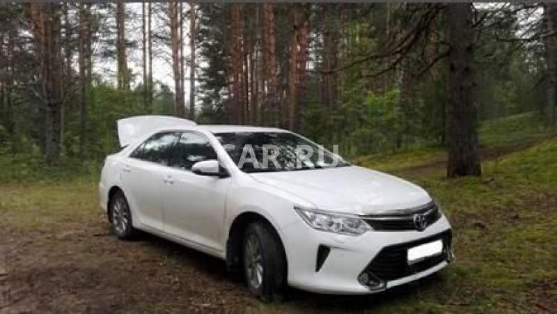 Toyota Camry, Архангельск