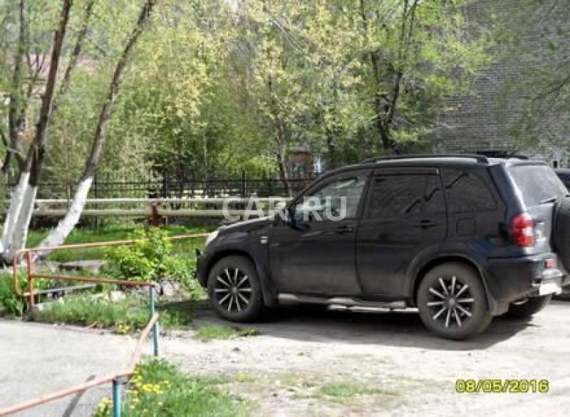 Toyota RAV4, Барнаул