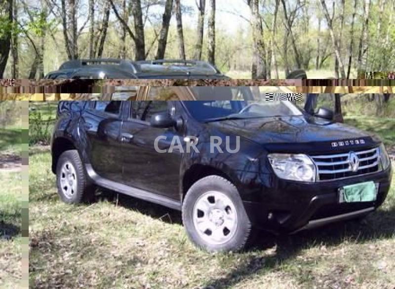 Renault Duster, Абакан