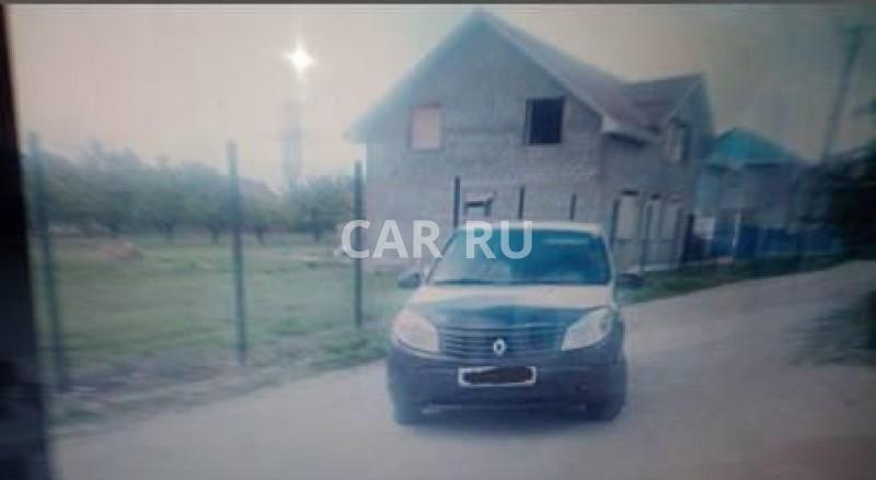 Renault Sandero, Архипо-Осиповка