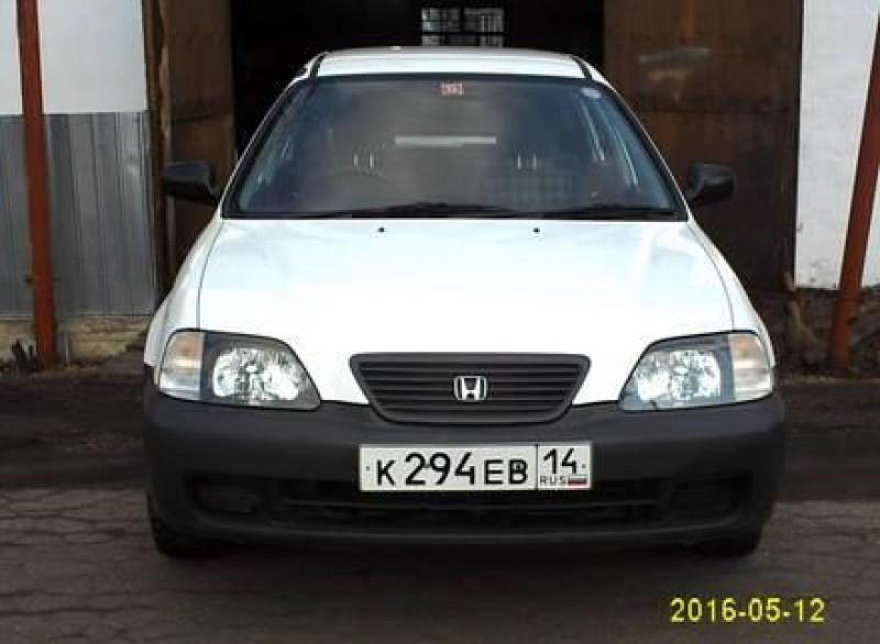 Honda Partner, Алдан