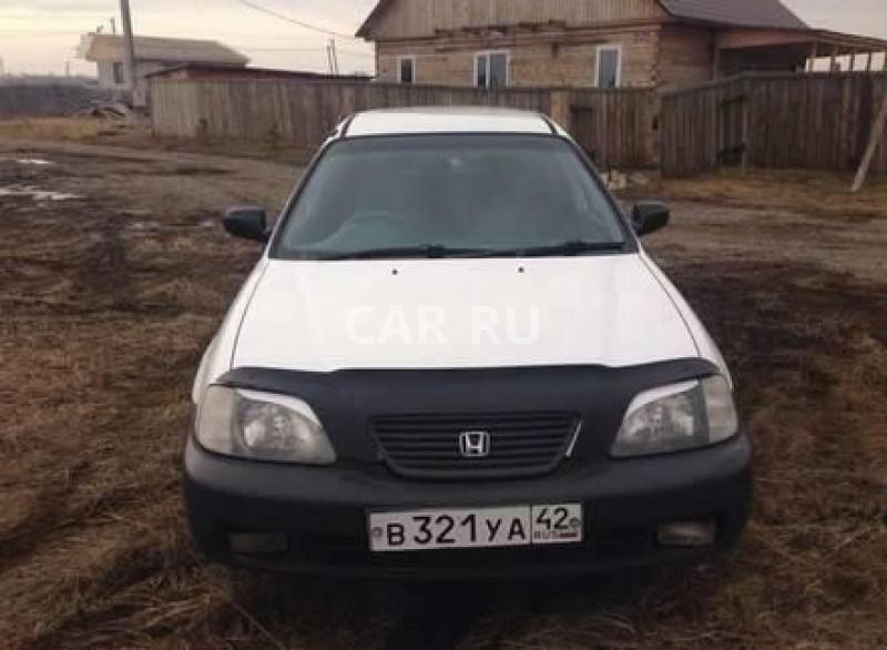 Honda Partner, Абакан