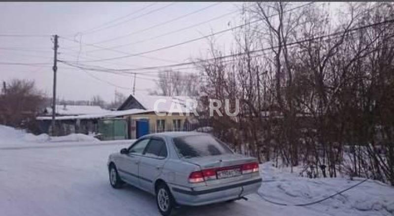 Nissan Sunny, Ачинск