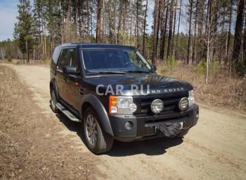 Land Rover Discovery, Ангарск