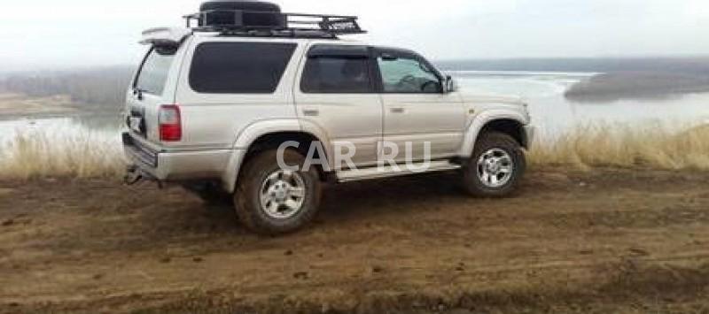 Toyota Hilux Surf, Барнаул