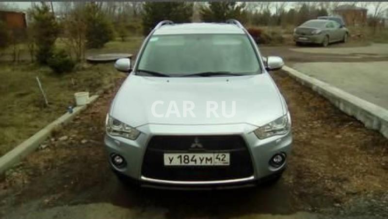 Mitsubishi Outlander, Белово
