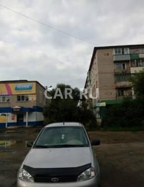 Лада Kalina, Барабинск