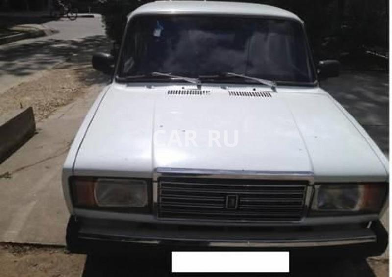 Lada 2107, Анапа