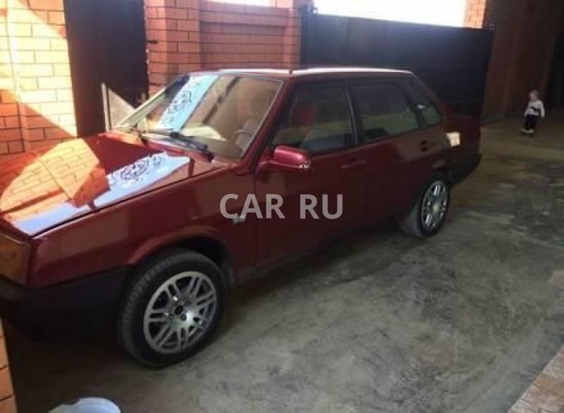 Lada 21099, Апшеронск