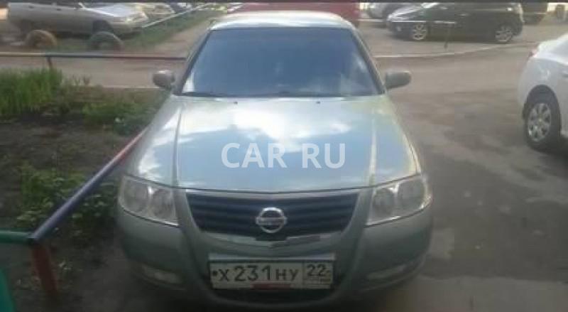 Nissan Almera Classic, Барнаул