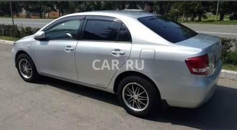 Toyota Corolla Axio, Артём