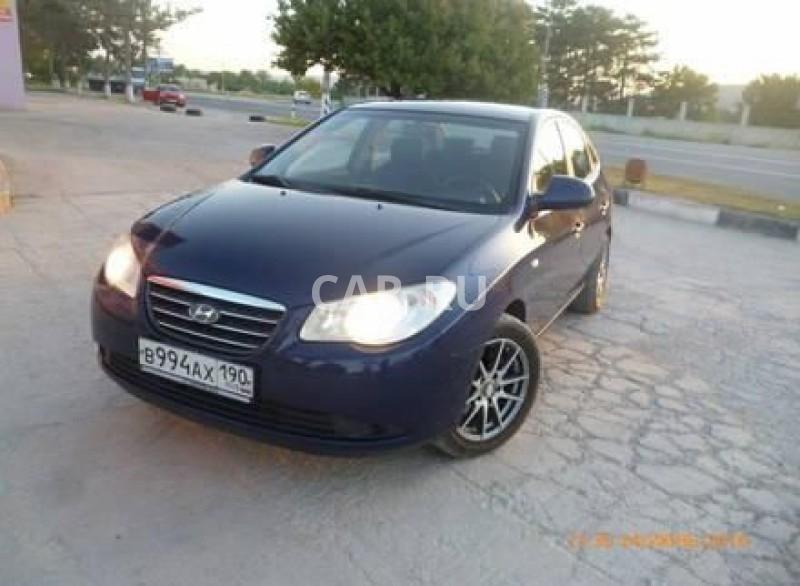 Hyundai Elantra, Бахчисарай