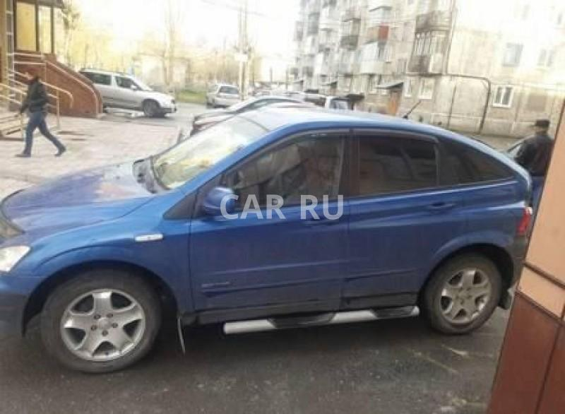 Ssang Yong Actyon, Ачинск