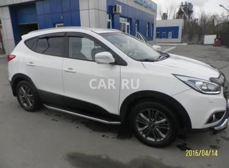 Hyundai ix35, Балабаново
