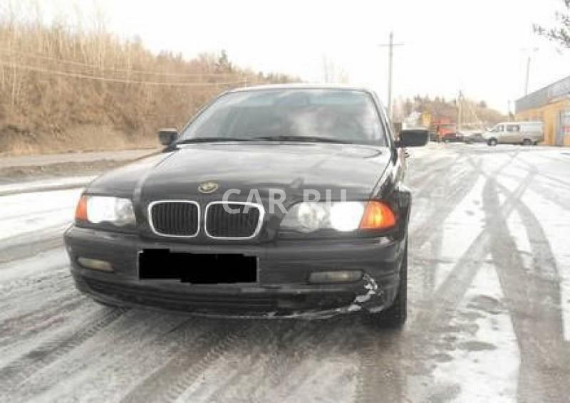 BMW 3-series, Бачатский