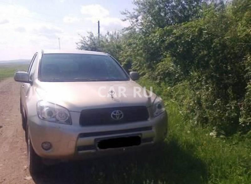 Toyota RAV4, Аксеново-Зиловское