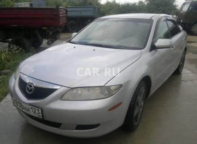 Mazda 6, Анапа