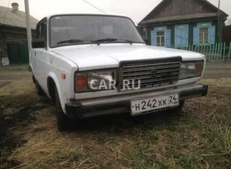 Lada 2105, Ачинск