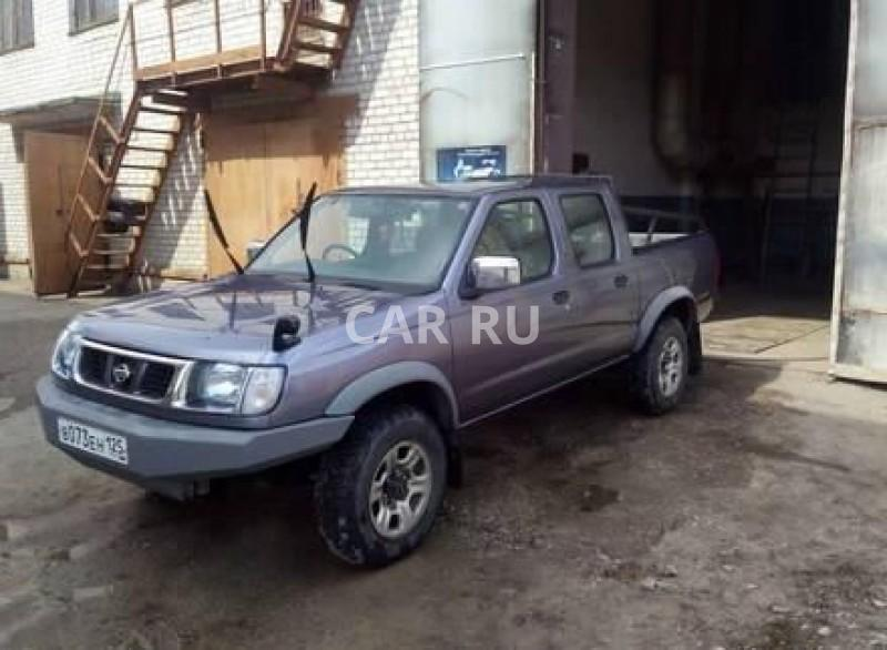 Nissan Datsun, Арсеньев