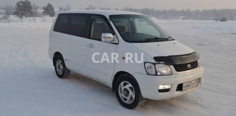 Toyota Lite Ace Noah, Ангарск