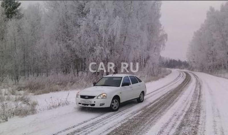 Лада Priora, Ангарск