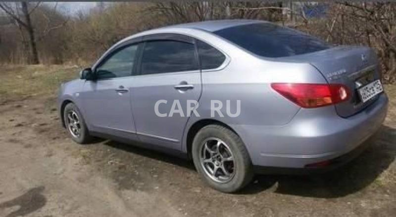 Nissan Bluebird Sylphy, Арсеньев
