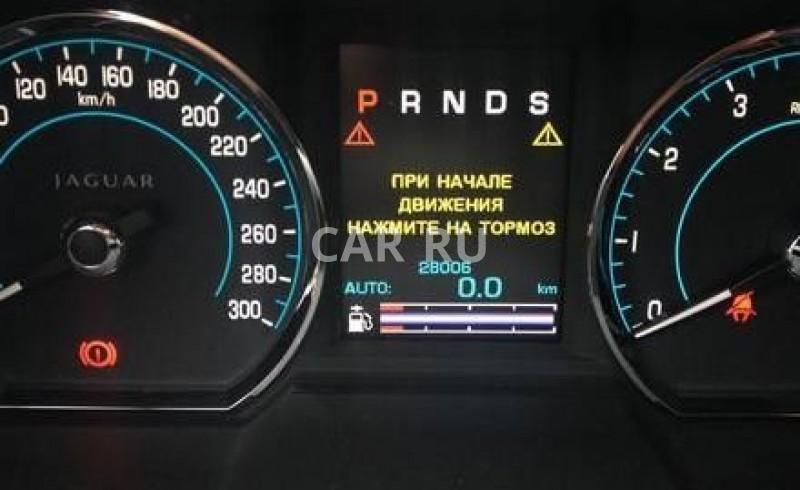 Jaguar XF, Ангарск
