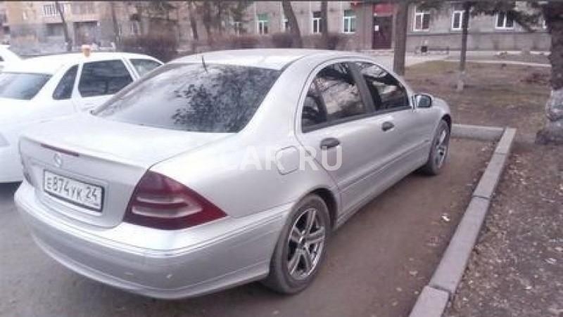 Mercedes C-Class, Абакан
