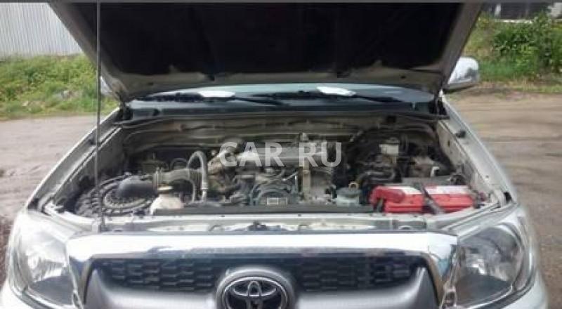 Toyota Hilux Pick Up, Артём