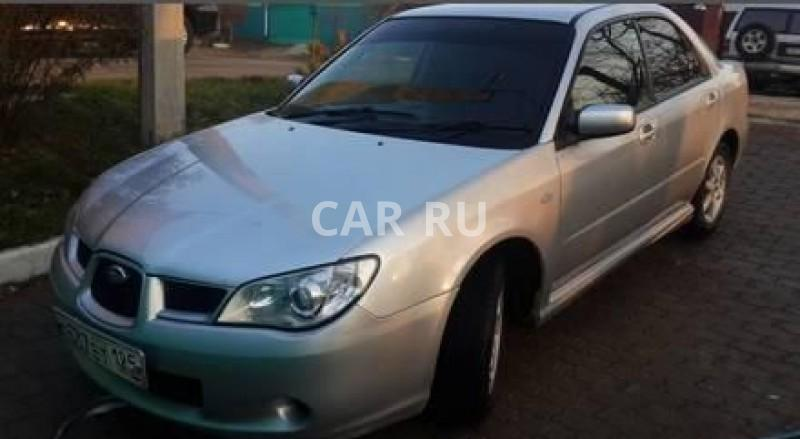 Subaru Impreza, Арсеньев