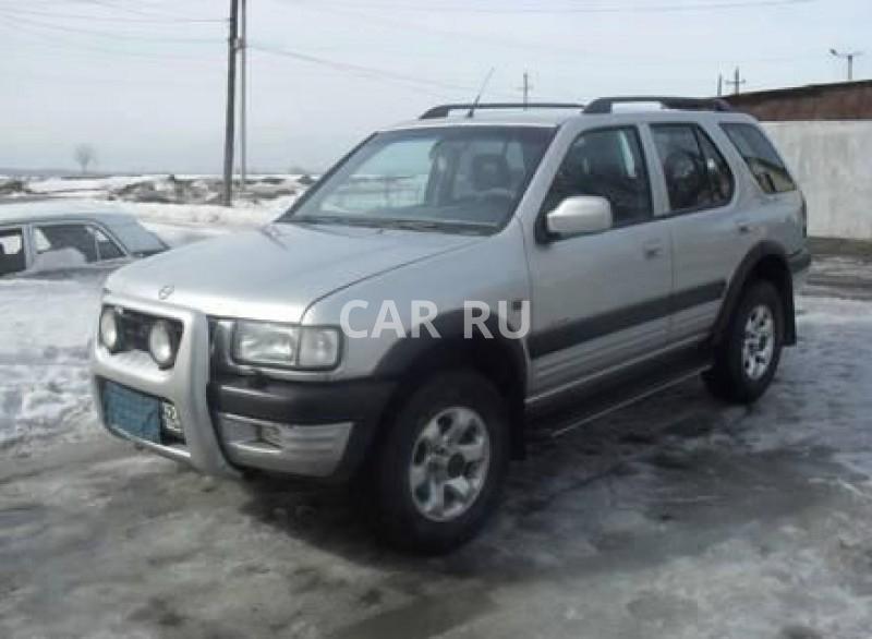 Opel Frontera, Бачатский