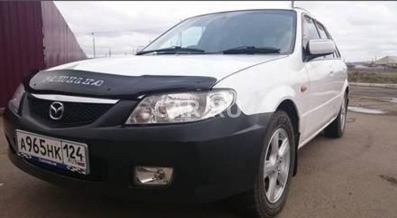 Mazda Familia, Балахта