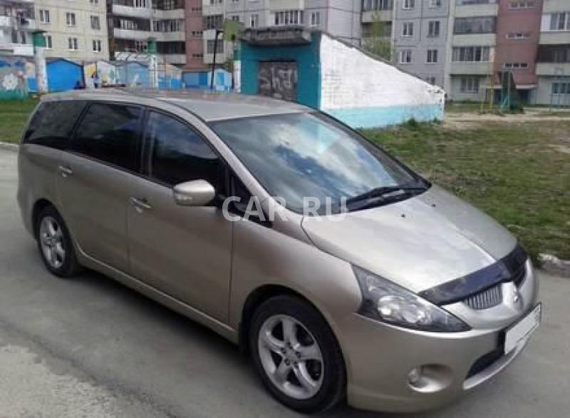 Mitsubishi Grandis, Барнаул